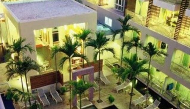 Sugar Palm Resort Kata Beach