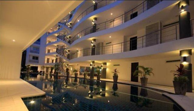 Sunset Plaza Phuket Serviced Apartments