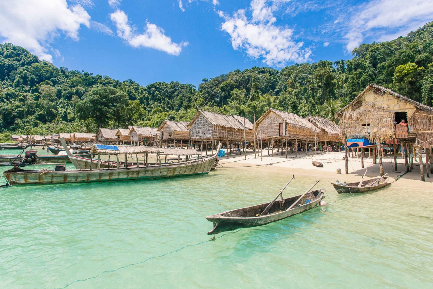 Surin Islands Snorkeling Day Trip from Phuket or Khaolak
