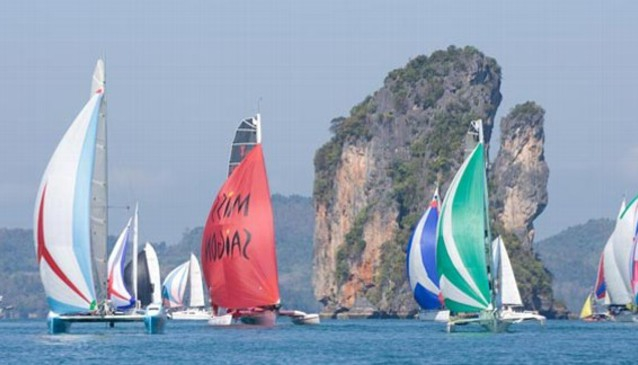 The Bay Regatta - Phuket, Phang Nga Krabi