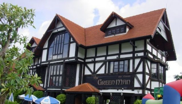 The Green Man Pub & Restaurant