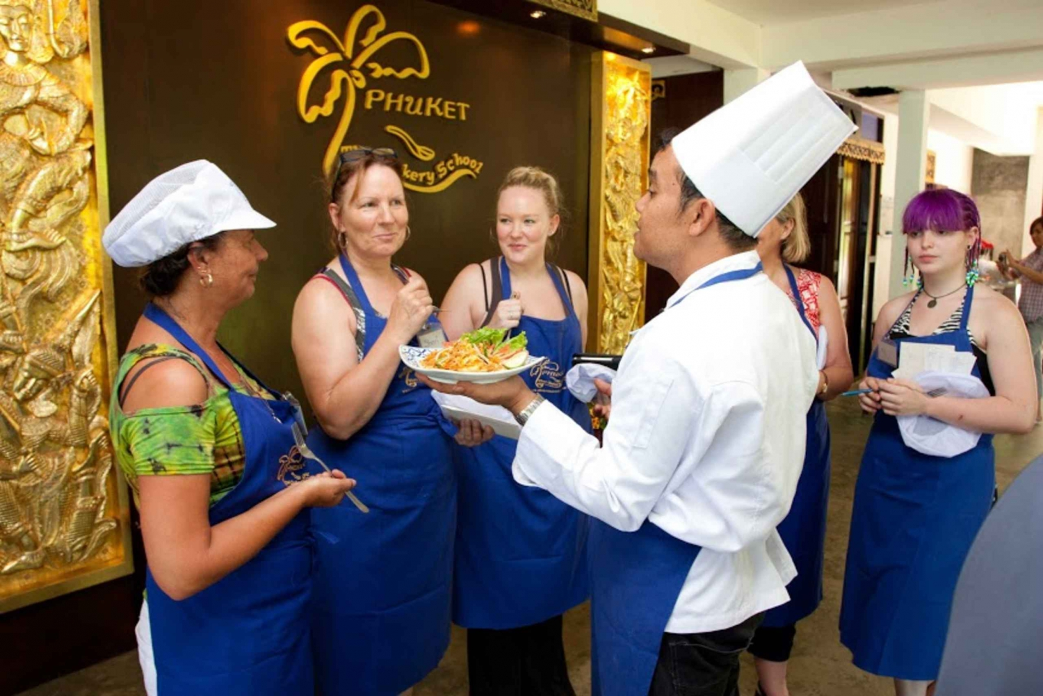 The Phuket Thai Cookery School: Daily Cooking Classes