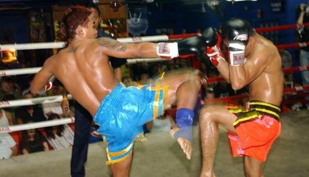 Tiger Muay Thai & MMA Training Camp