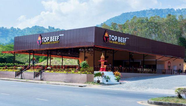 TOP BEEF Restaurant