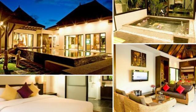 Villa at Baan Thai Surin Garden