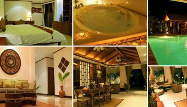 Villa at Horizon Residence Villa Thalang