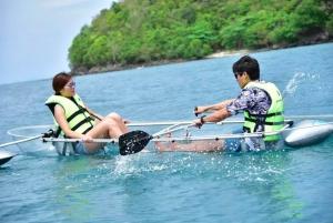 Water Activities at Banana Beach on Koh Hey