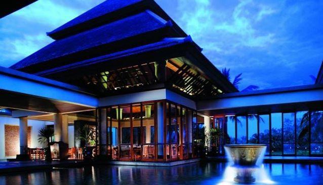 Watercourt @ Banyan Tree Phuket