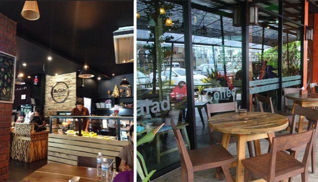 WeCafé Salad & Coffee