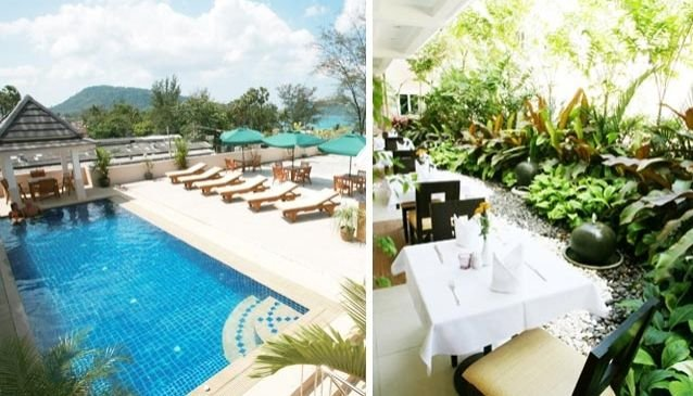 White Sand Resortel Phuket