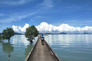 Yao Island Cycling and Beach Day-Trip