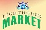 Boat Lagoon Lighthouse Market