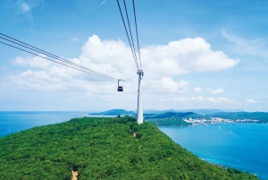 Cable Car Ride and 4 Islands Boat Tour with Lunch