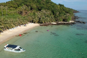 Cable Car Ride and Three-Island Snorkeling Tour