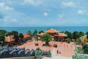 Pearl Farm, Coconut Prison, and Bai Sao Beach Tour