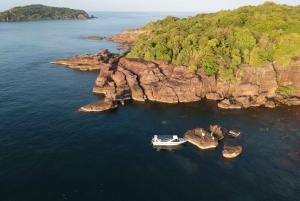 Phu Quoc: Cable Car Ride and Three-Island Snorkeling Tour