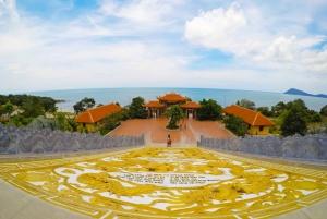 Phu Quoc South Tour with Bai Sao Beach Visit