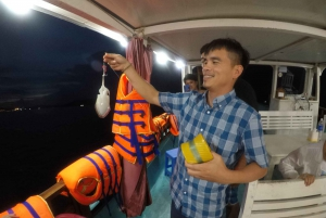 Phu Quoc Sunset and Night Squid Fishing with Dinner