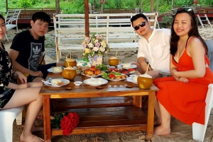 Phu Quoc: Sunset BBQ on Private Lagoon