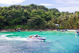 Speedboat Tour to 4 Islands in the South