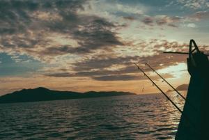 Sunset Cruise & Night Squid Fishing in Phu Quoc