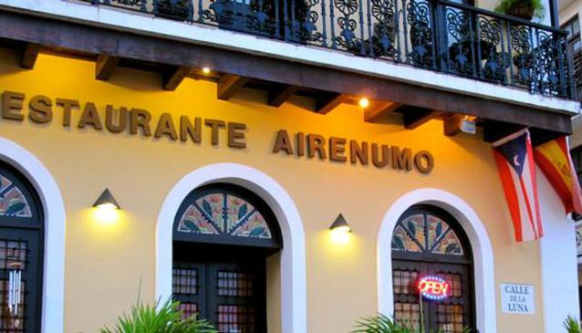 Airenumo Restaurante Bar and Lounge