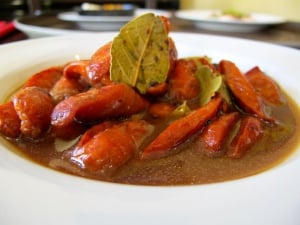 Airenumo Chorizo en Vino