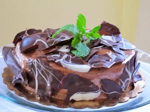 Airenumo Brownie Mousse Cake