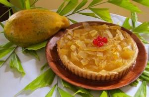 Airenumo Papaya Cheesecake