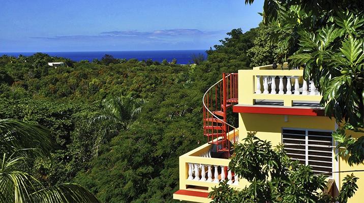 Amapola House Oceanview Villa