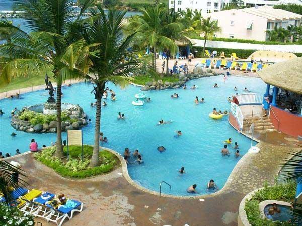 Aquarius Vacation Club Pool Cabo Rojo Pr