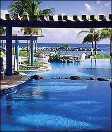 Aquarius Vacation Club, pool, Cabo Rojo, PR