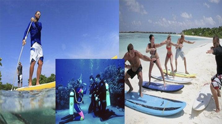 Aquatica Dive, Surf & SUP