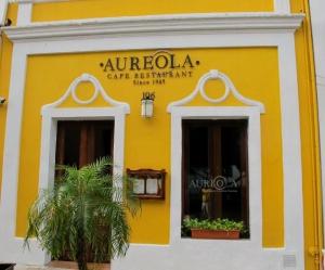 Restaurant Aureola, Old San Juan, PR