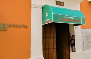 Barrachina Od San Juan, PR