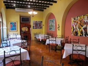 Barrachina Old San Juan Dining Room