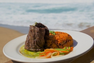 Tamboo Churrasco with Rice