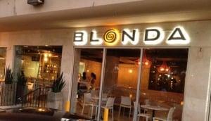Blonda Condado