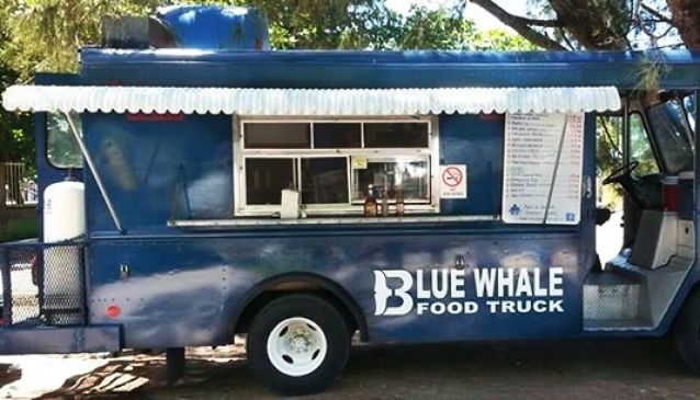 Blue Whale Food Truck
