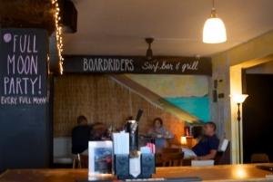 Boardriders Dining Area