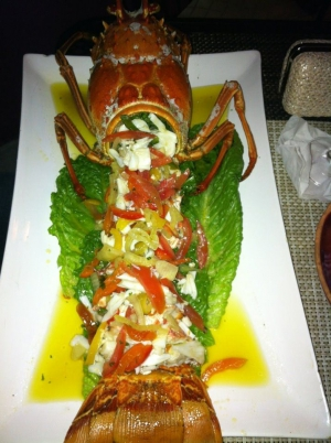 Dressed Lobster