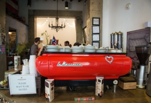 Caficultura Espresso Machine