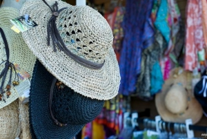 Sun hats and dresses