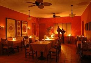 Dining Room Casa Grande Mountain Retreat