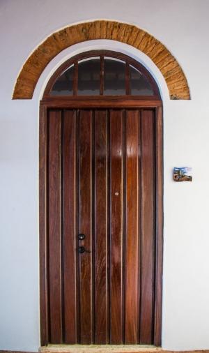 Casa Sol Sleeping Room Door