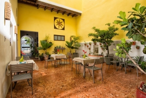 Casa Sol Courtyard