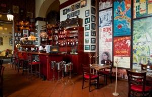 Cinema Bar 1950 Old San Juan