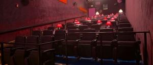 Theatre Salon Cinema Bar 1950