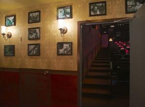 Foyer Cinema Bar 1950
