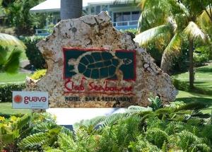 Club Seabourne Hotel Culebra Entrance